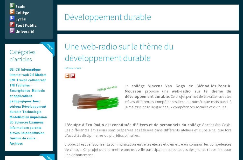 Article publié sur le site http://www.tice-education.fr