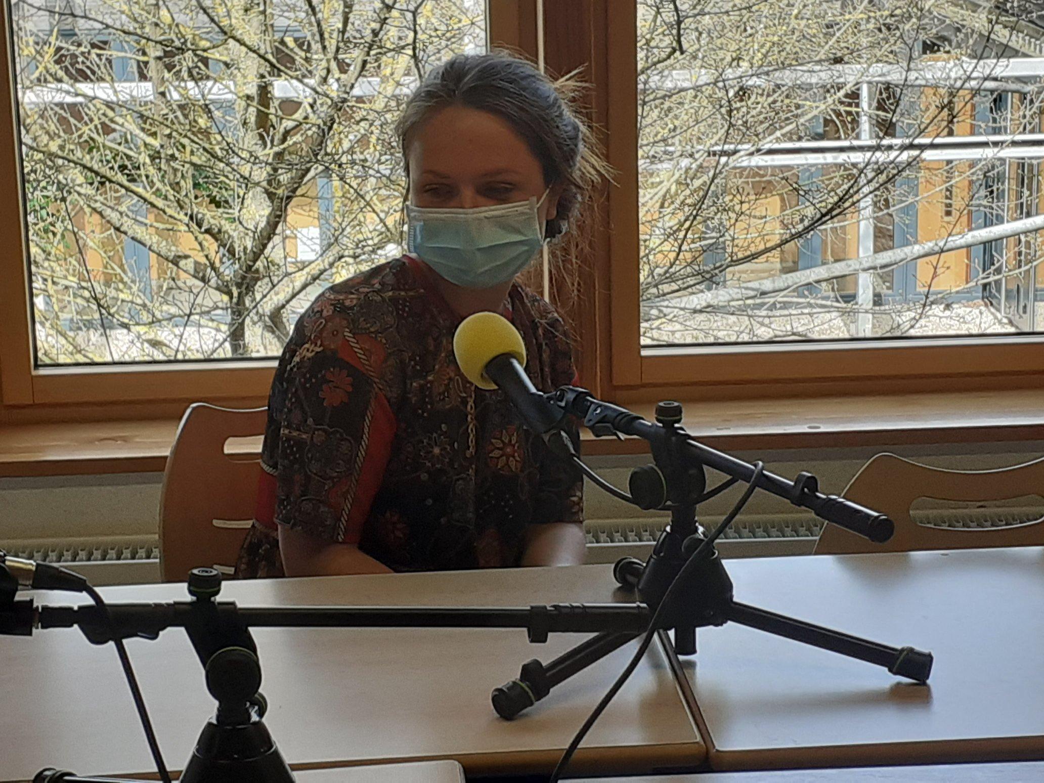 Morgane sur Eco Radio