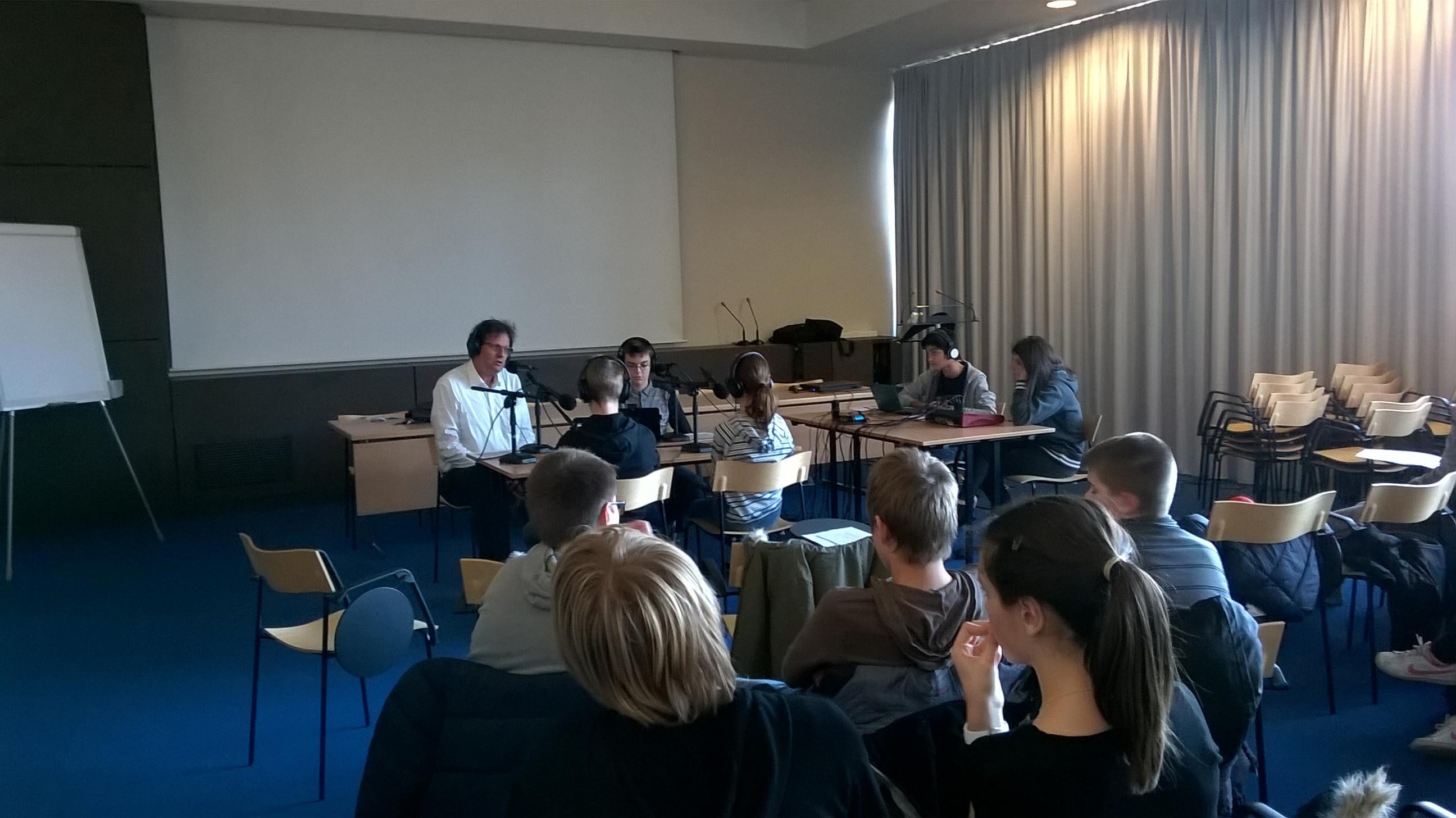 Eco Radio : Interview de M. DREYER