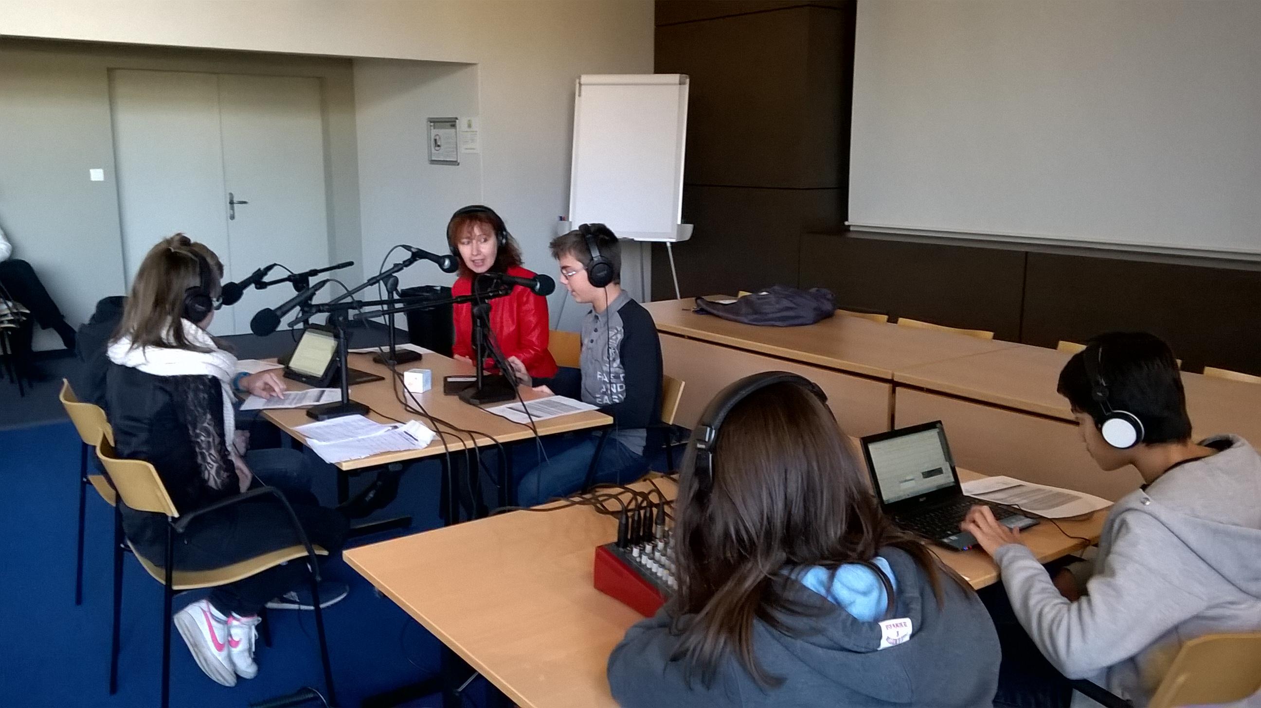 Eco Radio : interview de Mme BREDA