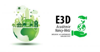 Dossier de labellisation E3D 2020 – 2021