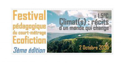 Festival pédagogique Écofiction 2020