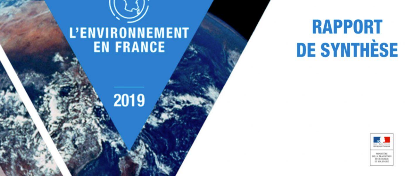 Rapport sur l'état de l'environnement en France