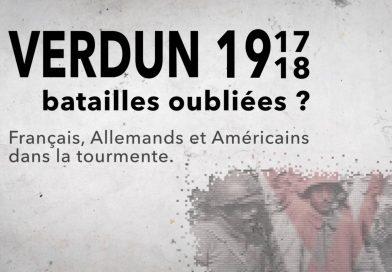MOOC Verdun 1917-1918 : batailles oubliées ? Français, Allemands et Américains dans la tourmente