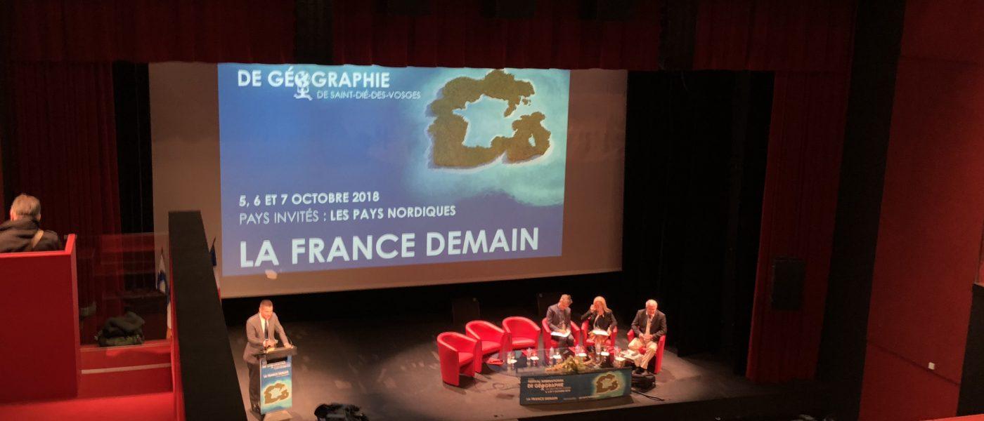 FIG 2018 : la France demain