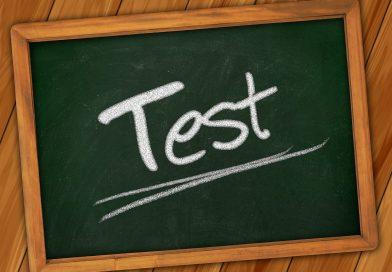 Rentrée 2019 : test de positionnement en Français en seconde professionnelle