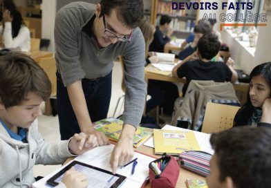 """""""Devoirs faits"""" : la question du travail personnel de l'élève"""
