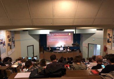 HGEMC : les supports des journées d'information sur les nouveaux programmes en seconde