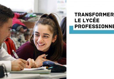 LETTRES : les supports des journées d'information sur la transformation de la voie professionnelle